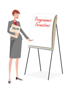 Formation professionnelle-formatrice